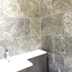 Marmaris brushed marble 406x610mm