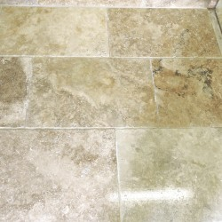 Pimlico rustico Tumbled Travertine Tiles