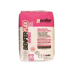 Benferflex rapido white adhesive 20kg
